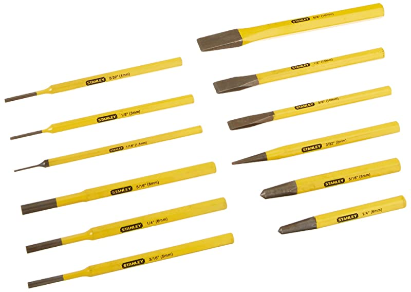 What to Know About the Best Punch and Chisel Set