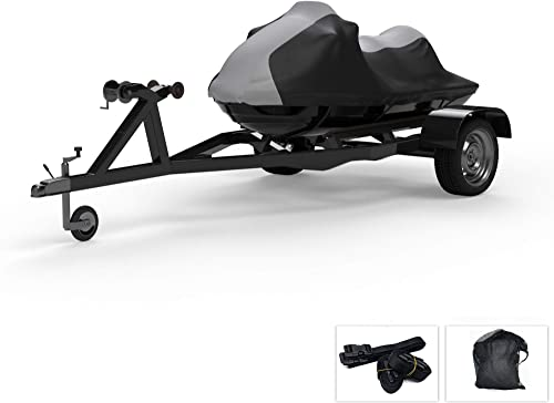 Weatherproof Honda AquaTrax Cover with Trailer Straps and Storage Bag Picture
