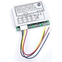 KNACRO 3.7V 4S 100A 12.8V 14.8V Balance Lithium Battery BMS Protection PCB Board