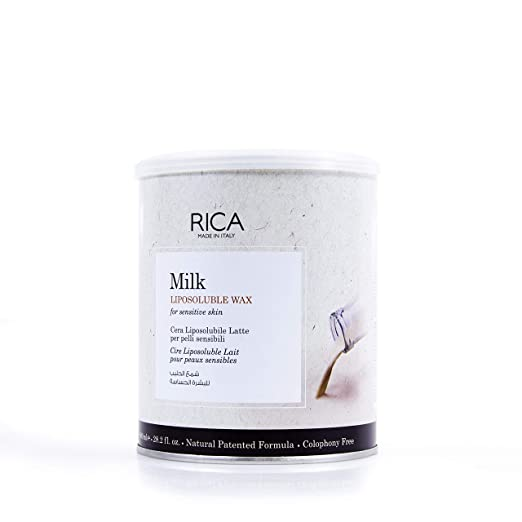 Amazon.com: Leche Rica Cera, Blanco: Beauty