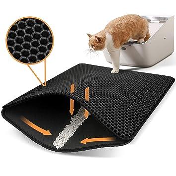 Amazon.com: Polarduck - Alfombra de arena para gatos, 20 x ...