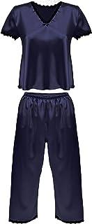 DKaren Lady-Mode Wäsche Set aus Satin Irina (XS - 2XL)