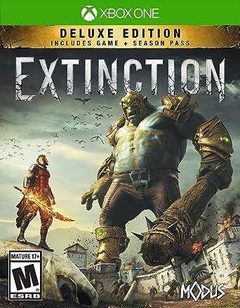 Extinction Deluxe Edition - Xbox One