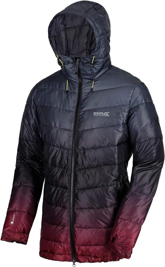 Regatta Herren Azuma Ii Lightweight Water Repellent Insulated Jacke