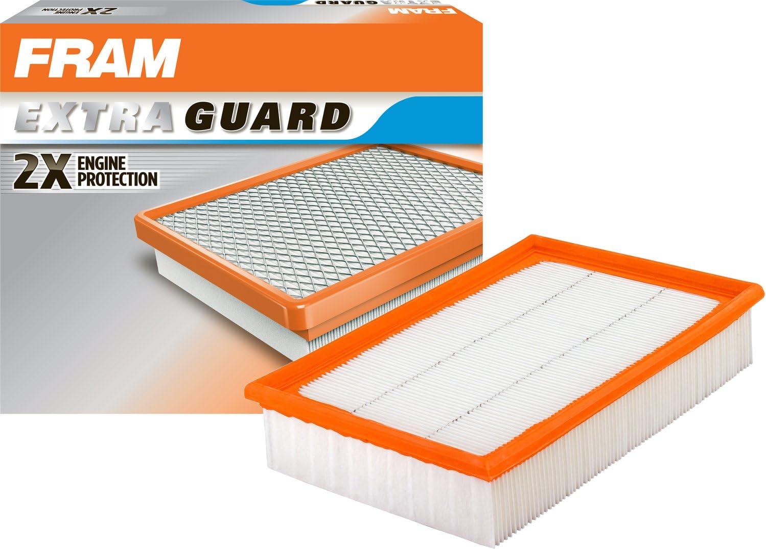 FRAM CA10432 Extra Guard Flexible Rectangular Panel Air Filter