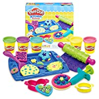 Hasbro 孩之宝 Play-Doh 培乐多彩泥 创意厨房系列 曲奇组合 彩泥 B0307