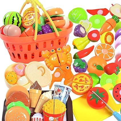 Amazon.com: Gosear juguete de cocina para niños, juguetes ...