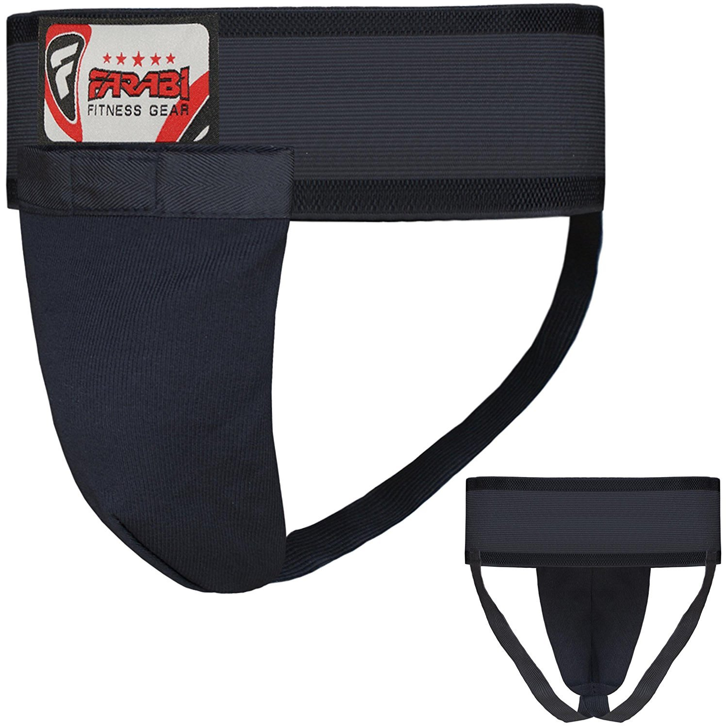 Groin Guard Protector Boxing Mix Martial Arts Farabi Sports