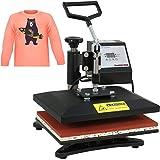 "Super Deal Newest 12"" X 10"" Heat Press Machine Clamshell Sublimation Transfer Machine"