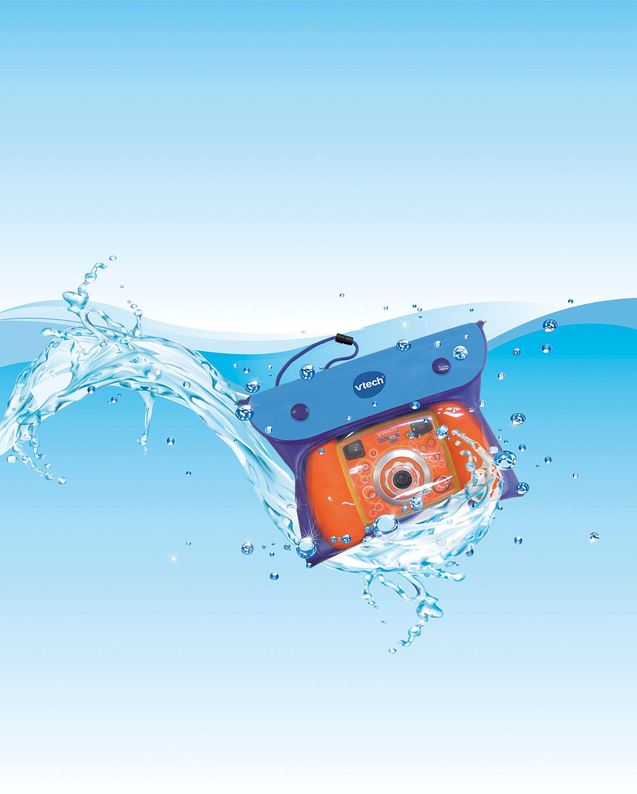 VTech Cooltronic-Waterproof Case Kidizoom 80-204805 by VTech (Image #3)