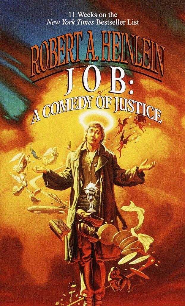 Job: A Comedy of Justice ebook