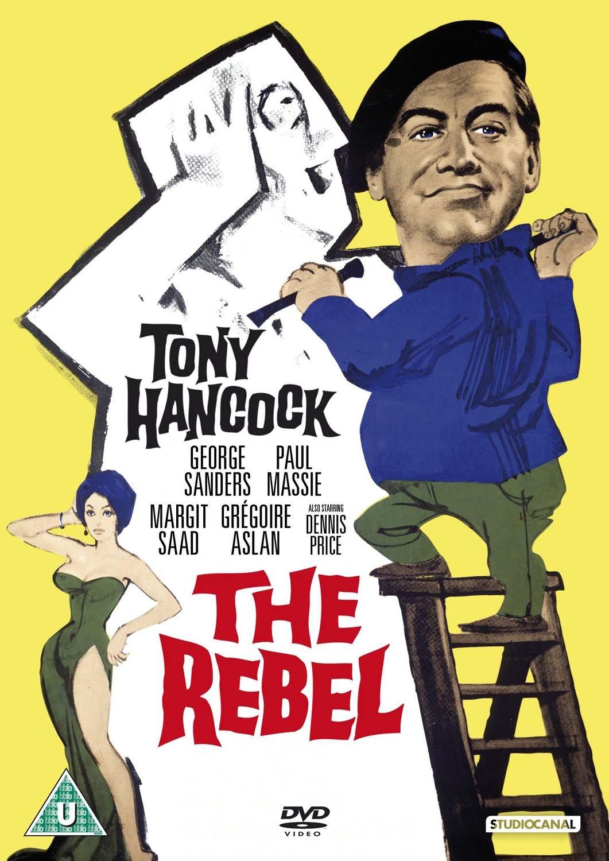 Designer deals club for hancock - Amazon Com The Rebel Dvd 1961 Tony Hancock George Sanders Irene Handl Paul Massie Margit Saad Robert Day W A Whitaker Movies Tv
