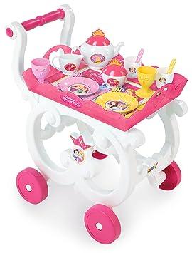 Disney Princesas Carrito de té XL (Smoby 310555): Amazon.es ...