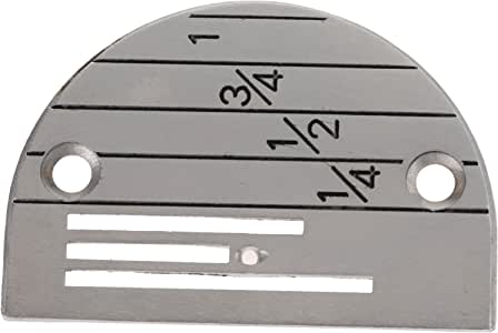 Metal Universal Needle Plate E18 for Brother Juki Industrial Sewing Machine