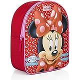 Minnie Mouse, Sac à dos rouge rouge