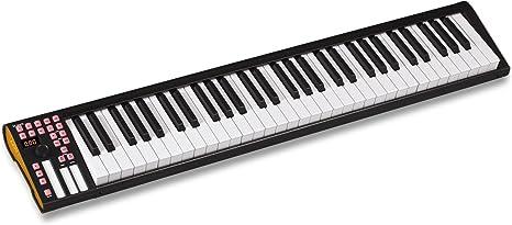 Icon 110105A2004 - Teclado MIDI (61 teclas, conector tipo ...