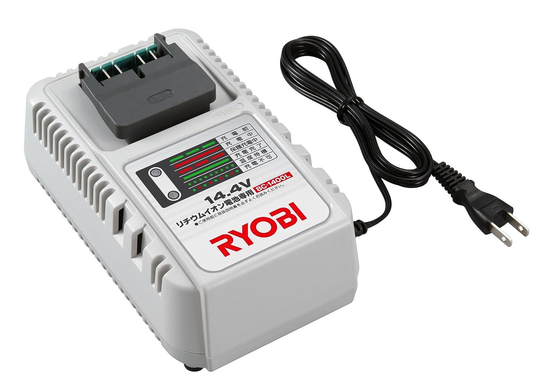 リョービ(RYOBI) 充電器 リチウムイオン専用 BC1400L 14.4V