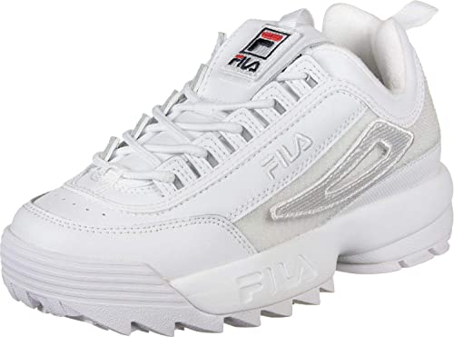 Fila Damen Sneakers Heritage Disruptor II Patches: Amazon.de: Schuhe ...
