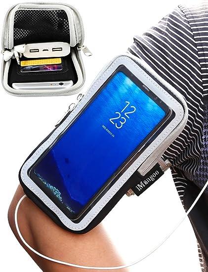 Galaxy S8 Funda, iMangoo Universal teléfono celular Funda Samsung ...