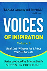 VOICES OF INSPIRATION - Volume 3 Kindle Edition