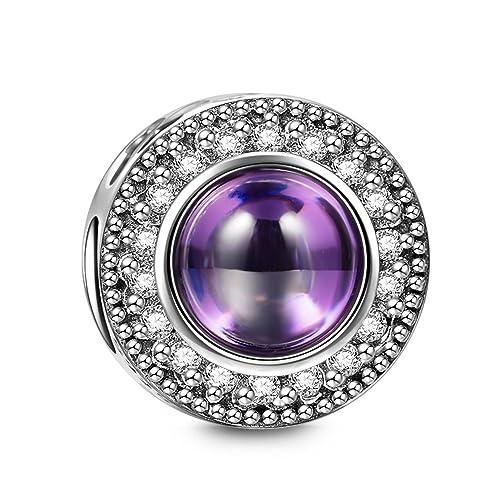 NinaQueen - Traum - Damen-Charm 925 Sterling Silber