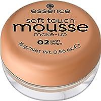 essence soft touch mousse make-up matt beige 02, 16 Gram