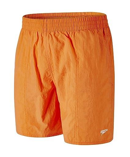 Pantaloncini da Bagno Uomo Speedo Solid Leis 16 Wsht Am