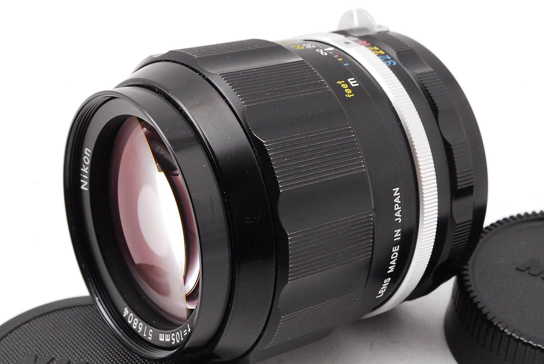 Nikon ニコン Auto NIKKOR-PC 105mm f2.5   B01DK80OVS