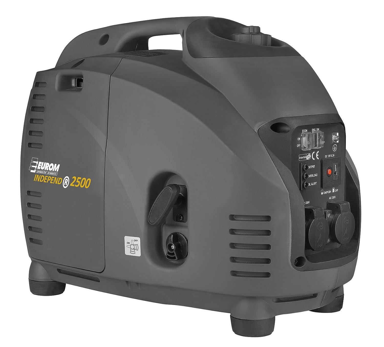Stromgenerator Stromerzeuger Strom Generator EUROM Independ ...
