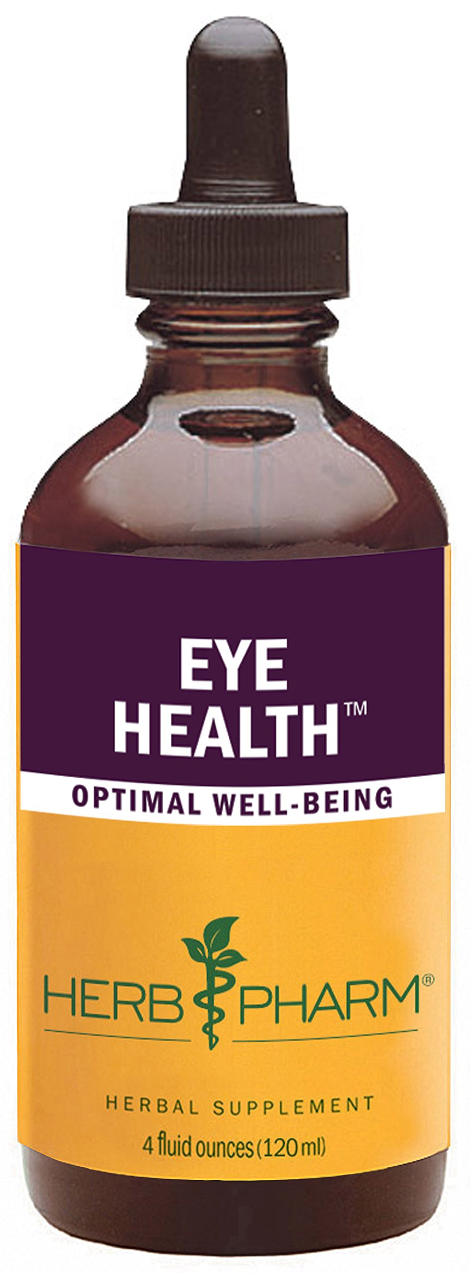 Herb Pharm Eye Health Liquid Herbal Formula with Bilberry and Goji Liquid Extracts - 4 Ounce