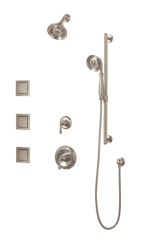 KOHLER K-10855-4-BN Devonshire Luxury Performance Showering Package ...