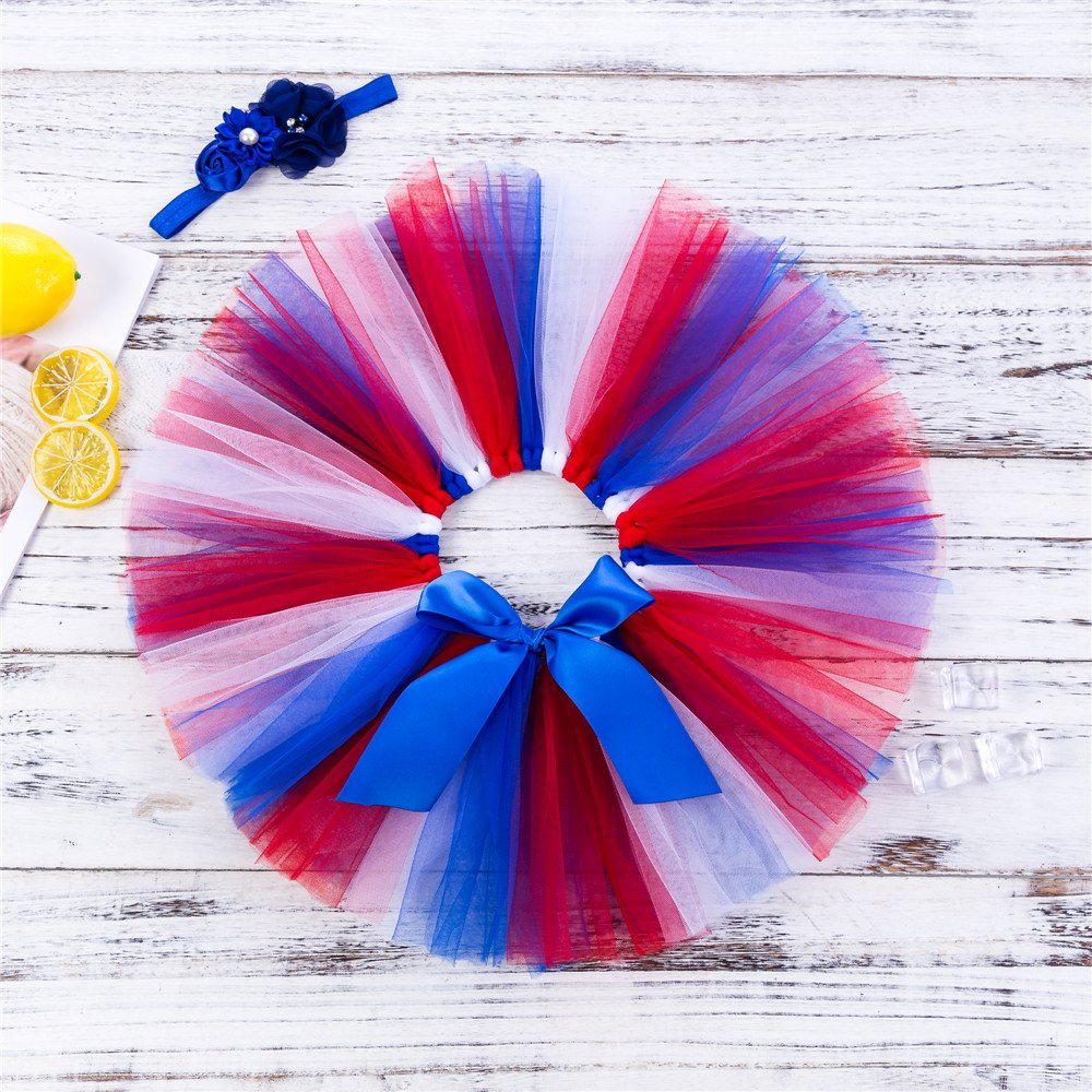 Baby Girls Skirt Set 1st Birthday Tee//Handmade Tutu Skirt 3PCS Romper Skirt and Headband