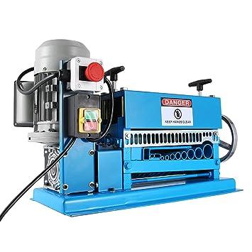 HuSuper Draht Abisoliermaschine elektrische Abisoliermaschine 220V ...