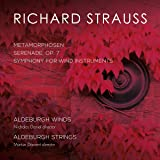 Strauss: Metamorphosen/Symphon