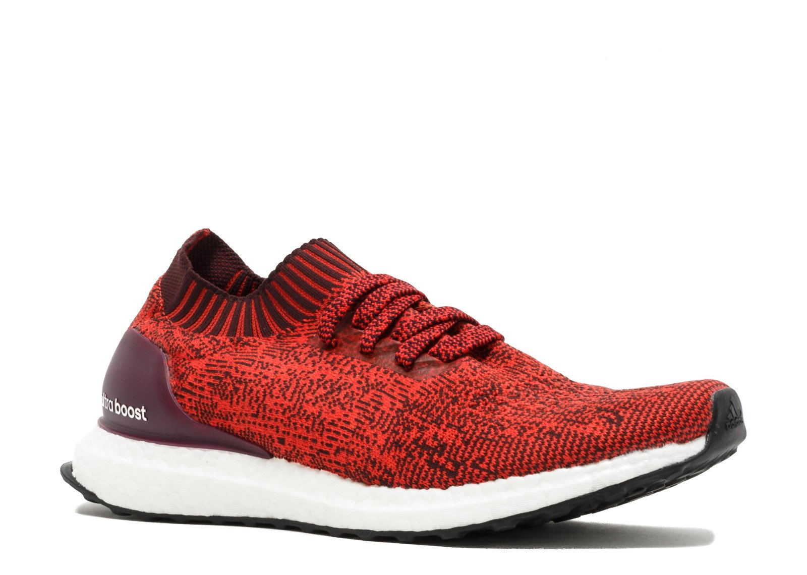 c92fa4295 Galleon - Adidas Ultraboost Uncaged Men s Running Shoes Dark Burgundy Tactile  Red By2554 (8 D(M) US)