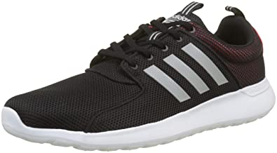the best attitude d707e 9439f adidas CF Lite Racer, Chaussures de Running Homme, Multicolore  (Cblack Gretwo