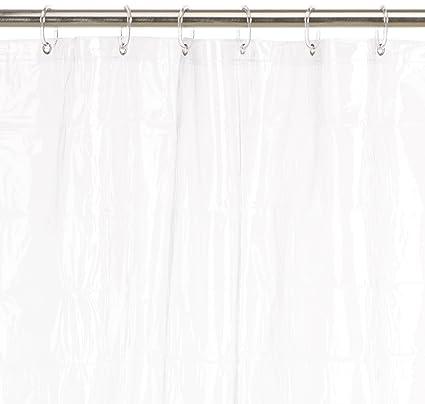 Amazon InterDesign Mildew Resistant Vinyl 48 Gauge Shower