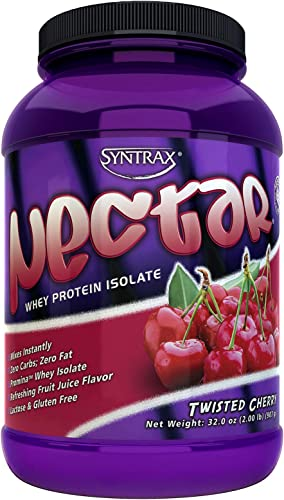 Syntrax Nectar – Twisted Cherry