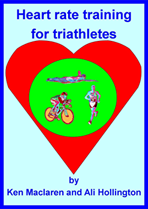Heart rate training for triathletes