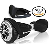 T5 SWAGTRON Silicone Case for SWAGTRON T5 model Electric Self Balancing Scooter Full-Body Protector Cover Skin for T5 Hover Board (Scooter not included)