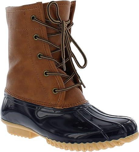 Amazon.com | sporto Womens Duck Boots