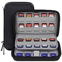 Sisma 80 Games Holder Cartridges Storage Case for Nintendo Switch PS Vita Physical...