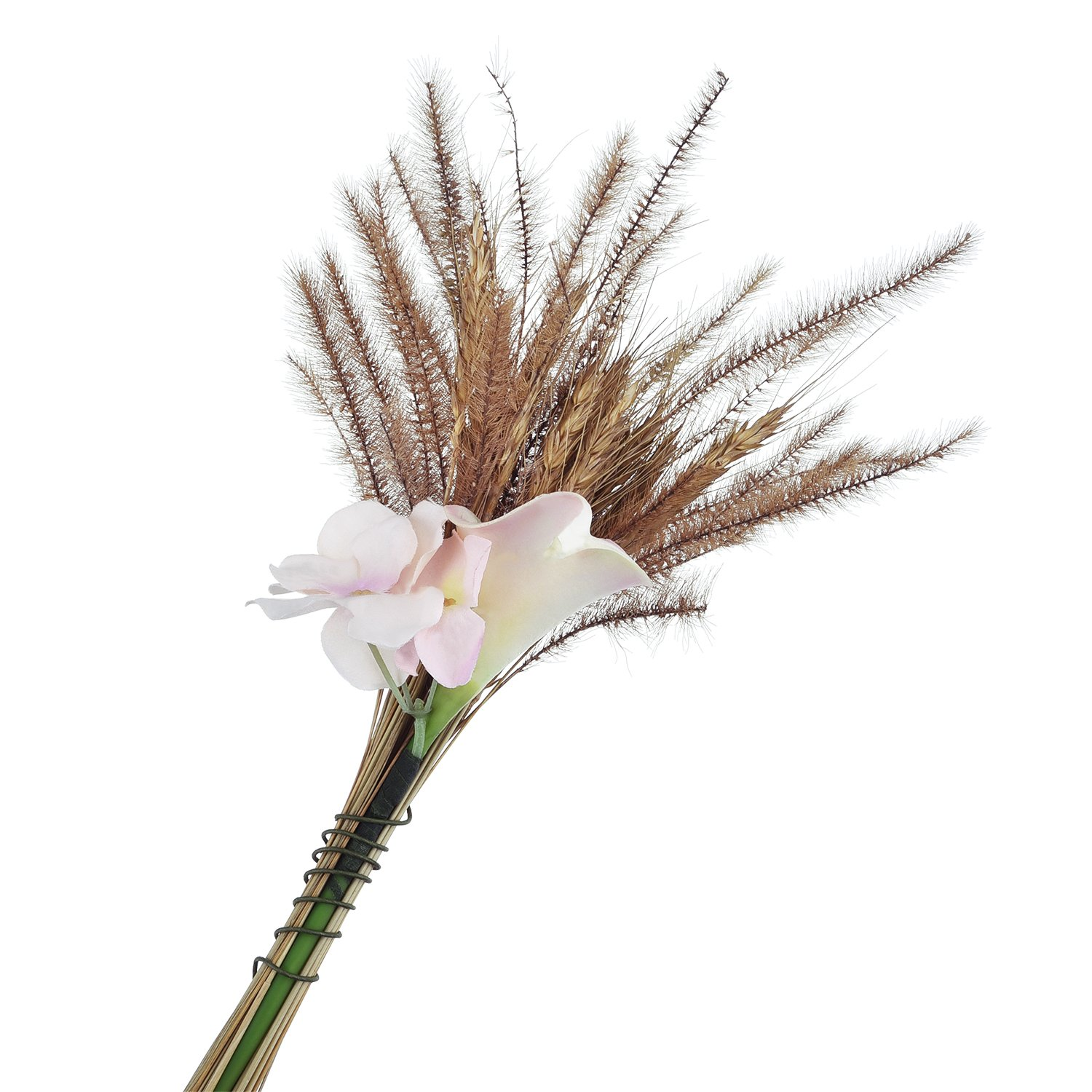 Amazon.com: eBoot Floral Stem Wire 18 Gauge Wire 14 Inch, 50 Pack ...
