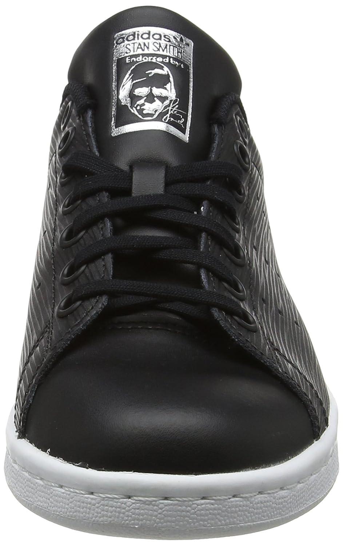 Adidas Stan Smith negb (negb s, J, Zapatillas adidas de gimnasia
