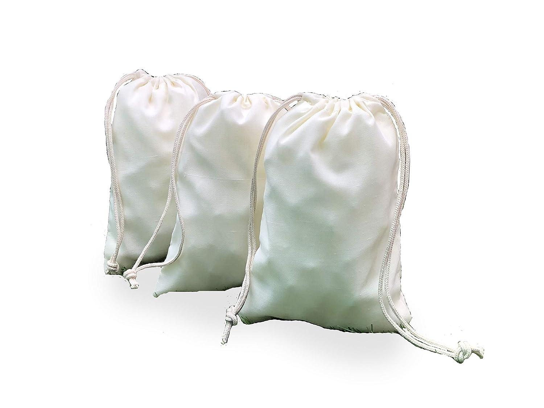 【爆買い!】 8 x 10インチ M、コットンモスリン巾着バッグナチュラルカラー、プレミアム品質リサイクル可能ファブリック、から選択数量10、25 8、50,100、200 B07D7JHFSR M B07D7JHFSR, サンコー ホビー:157b0f3a --- diceanalytics.pk