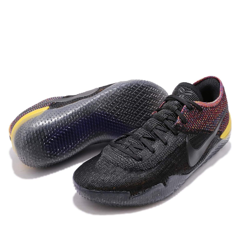 low priced 8ef1f ef60c Nike Men's Kobe AD NXT 360 Basketball Shoes (11, Black/Pink)