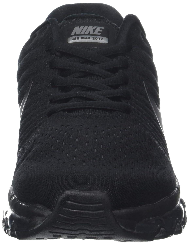 20e5e72e9f Nike Unisex Kids Air Max 2017 Gs 851622-004 Trainers: Amazon.co.uk: Shoes &  Bags
