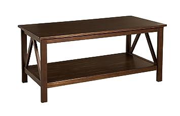 Linon Home Decor Titian Coffee Table