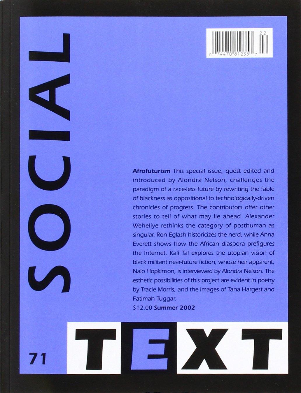 China and the Human: Part II (Social Text) PDF