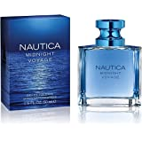 Nautica Midnight Voyage Eau de Toilette for Men, 1.6 Fl Oz